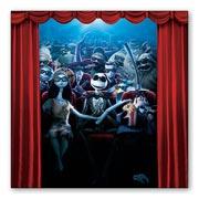 Магнитная картина Nightmare Before Christmas